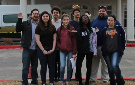 One-Act cast takes trip to The Meadows