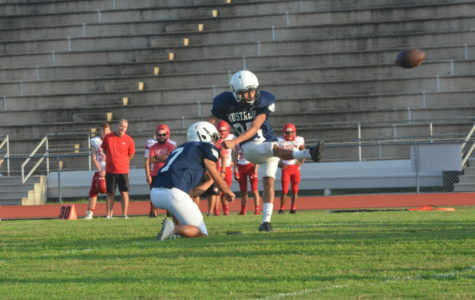 Returning WOS Student Finds Passion in Football