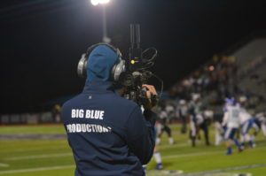 Big Blue Productions Covers the Games