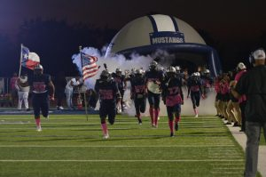 Mustangs Leave the Tigers in the Dust